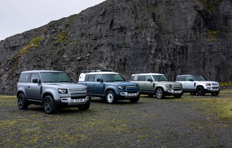 Land-Rover Fleet & Business Offers - Roger Young